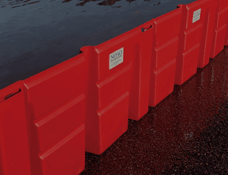 Mobile Flood Barriers (fence)