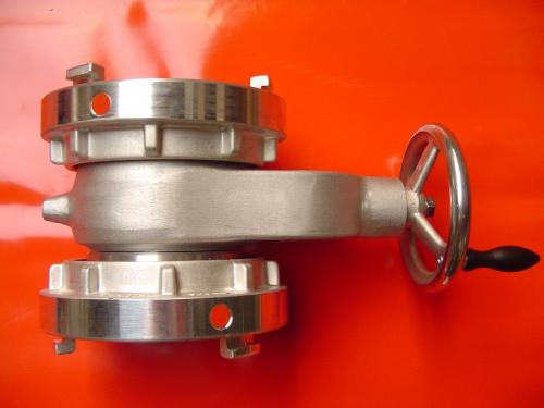 HYTRANS gate valve.