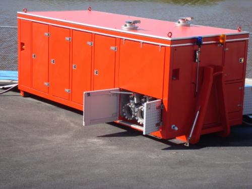 <p>HYTRANS HydroSub 1200F with built in PowerFoam.</p>