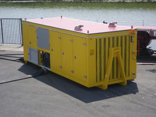 <p>HYTRANS HydroSub 900 with built-in PowerFoam.</p>