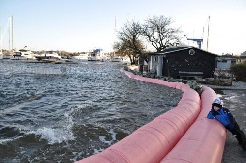 Storm NoFloods Barriers
